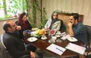 مرکز ملی اسیتژ به برگزیدگان جشنواره تئاتر همدان جایزه اهدا میکند