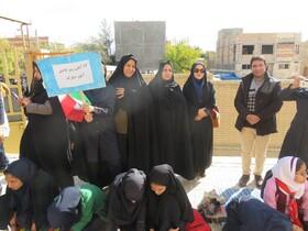 گزارش تصویری مراکز فرهنگی هنری کانون استان در روز 13آبان-اسفراین