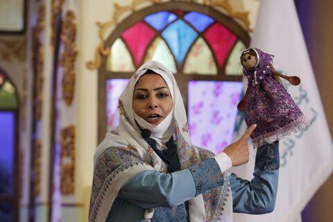 اجرای 19 قصه در روز نخست بیستودومین جشنواره بینالمللی قصهگویی منطقه سه کشور