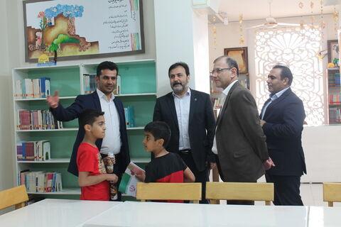 گسترش همکاریهای فرهنگی کانون و  سازمان آب و برق خوزستان