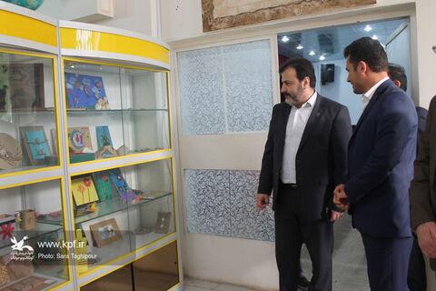 همکاریهای فرهنگی کانون و سازمان آب و برق خوزستان گسترش مییابد