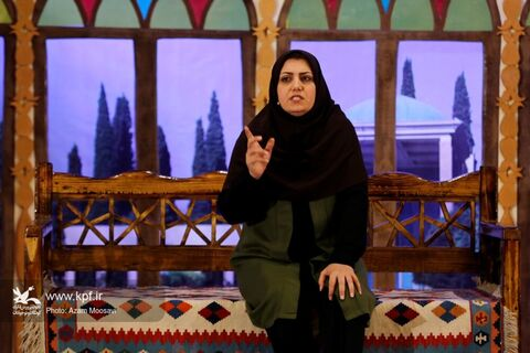 جشنواره منطقهای قصهگویی/ کانون فارس