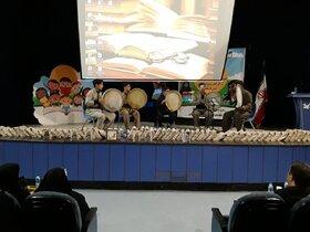 آیین تجلیل از برگزیدگان نهایی مراسم کتابوکتابخوانی مراکز کانون پرورش فکری کودکانونوجوانان استان کرمانشاه