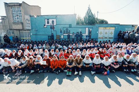 پیک امید کانون در بیست و ششمین جشنواره تئاتر کودک و نوجوان همدان
