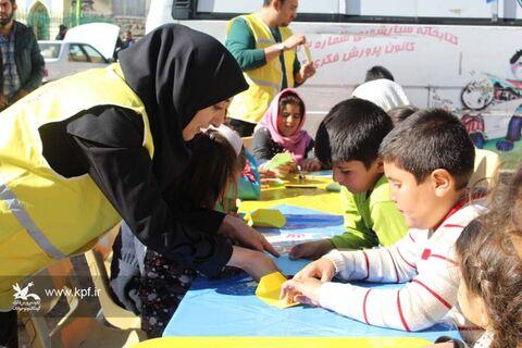 آغاز امداد فرهنگی کانون در مناطق زلزله زده میانه در قالب طرح «پیک امید»
