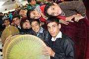 بزرگداشت هفته وحدت در مراکز کانون پرورش فکری کودکان و نوجوانان استان کردستان