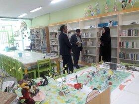 بازدید شهردار خمینی شهر از کانون پرورش فکری کودکان و نوجوانان