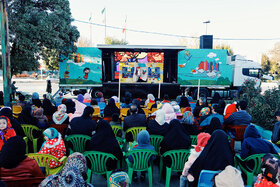 تماشاخانههای سیار کانون در جشنواره تئاتر کودک و نوجوان همدان (۲)