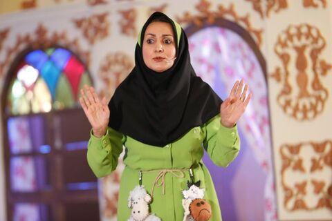 بهار ملکپور جواز حضور در جشنواره بین المللی قصه گویی را کسب کرد