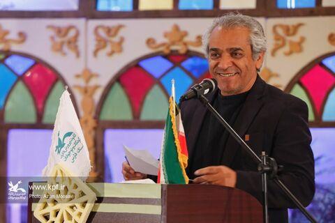 آیین پایانی بیستودومین جشنواره بینالمللی قصهگویی منطقه 3 کشور در شیراز (7)