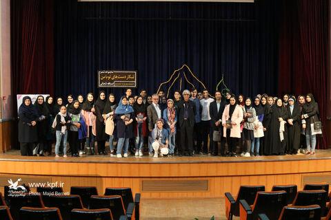 برنامه ادبی دوپنجره با حضور اسدالله شعبانی در ساری