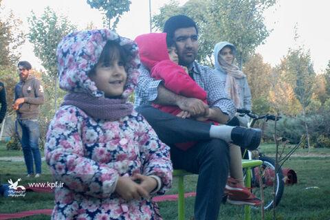 تماشاخانه سیار در شهرستان های استان همدان