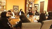 جلسهی هماهنگی هفته کتاب و کتابخوانی در مجتمع کانون زاهدان برگزار شد