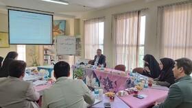 اولین جلسه کارگروه راهبری و توسعه مدیریت کانون البرز برگزار شد