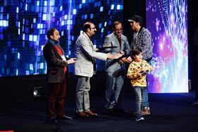 مراسم پایانی جشنواره بینالمللی تئاتر کودک و نوجوان همدان