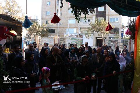 بیستودومین جشنواره بینالمللی قصهگویی منطقه 5 کشور به میزبانی استان گلستان(1)