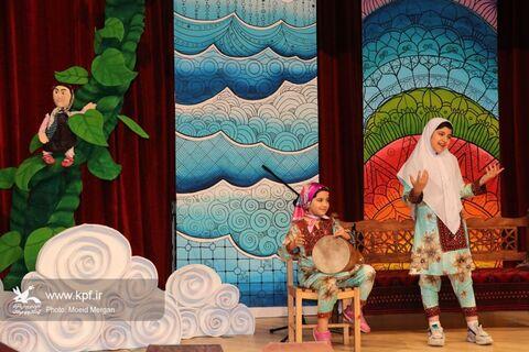 جشنواره قصهگویی منطقهی پنج کانون در گرگان آغاز شد