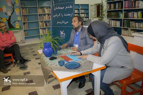 اختتامیه کارگاه های آموزشی جشنواره تئاتر کودک همدان