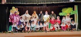 نمایش عروسکی تیکو ویژه کودکان اصفهانی اجرا می شود