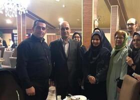 دیدار چهره به چهره استاندار گلستان با قصه گویان منطقه ۵ کشوری
