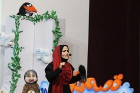 عملکرد گلستان در میزبانی جشنواره قصه گویی مطلوب است