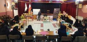 پودمان آموزشی «سرود» ویژه مربیان مسئول مراکز کانون آذربایجان شرقی برگزار شد