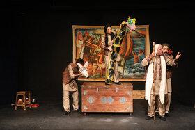 نمایش قصه های سفر پرماجرای کشتی نوح در مرکز تئاتر کانون