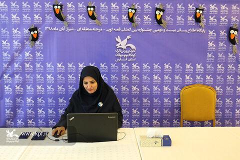 برگزاری مرحله منطقهای جشنواره بینالمللی قصهگویی در فارس