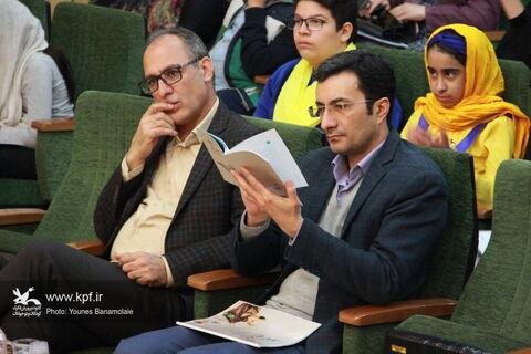 ویژه برنامه بخش ادبی هفته کتاب و کتابخوانی ـ دو پنجره/ عکس: یونس بنامولایی