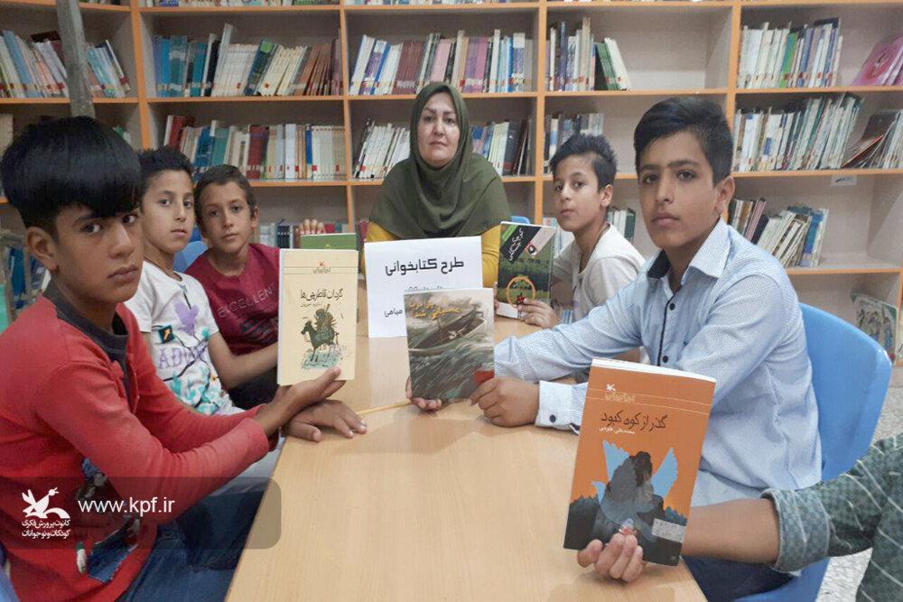 برگزیدگان استانی «طراحی شیوههای نوین کتابخوانی» استان سمنان معرفی شدند