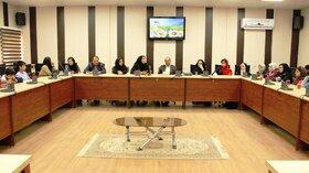 نشست تخصصی کتابخوانی مدیرکل و اعضای کانون پرورش فکری سیستان و بلوچستان