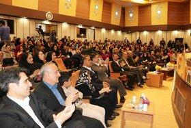 آیین اختتامیه بیست و دومین جشنواره بین المللی منطقه پنج کشور به میزبانی گلستان