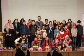 جشن بیست و هفتمین هفته کتاب و کتاب خوانی کانون استان تهران