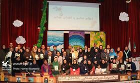 پنج قصهگوی برتر به مرحله ملی جشنواره راه یافتند