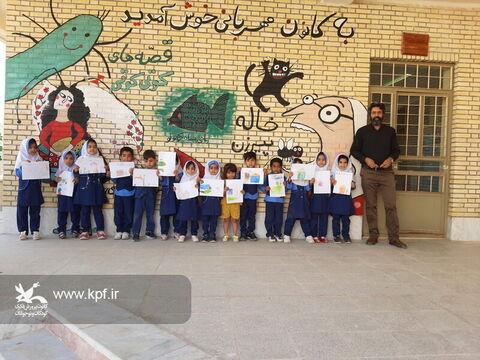 مراکز کانون استان بوشهر به استقبال هفته کتاب و کتاب خوانی رفتند