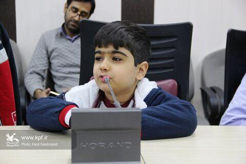برگزاری نشست تخصصی کتابخوانی در کانون پرورش فکری سیستان و بلوچستان