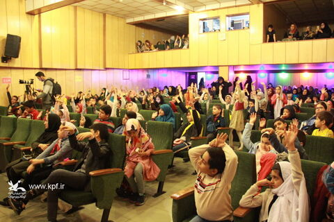 بیست و هفتمین دوره هفته کتاب و کتاب خوانی/ عکس: الهه علیرضالو