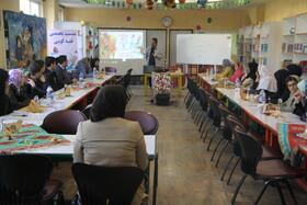 کارگاه تخصصی قصه گویی در مجتمع شهید فرخی ارومیه برگزار شد