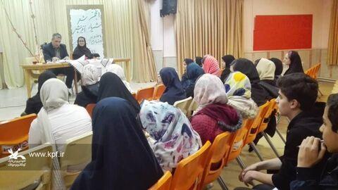 دوازدهمین جلسه انجمن شعر شهریار در تبریز برگزار شد