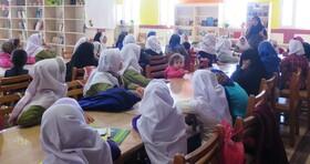 رونق مراکز فرهنگی و هنری کانون استان قزوین در هفته کتاب