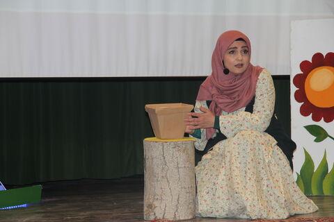 گزارش تصویری دومین روز از مرحله منطقهای جشنواره بین المللی قصه گویی در ارومیه