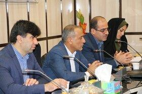 جلسه شورای اداری در فرمانداری فارسان برگزار شد