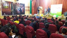 ویژهبرنامههای هفته کتابوکتابخوانی در مرکز کانون پرورش فکری شهرستان سنقر