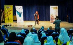 ویژه برنامه شاهنامه خوانی اعضا مراکز کانون بوشهر در هفته کتاب و کتاب و خوانی