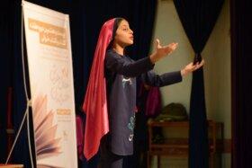 همایش شاهنامه خوانی کودکان و نوجوانان در هفته کتاب و کتاب و خوانی