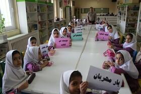 هفته کتاب در مراکز کانون استان آذربایجانغربی