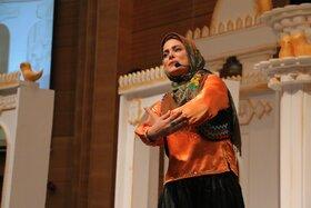 روز نخست بیست و دومین جشنواره قصهگویی منطقه4 در قاب تصویر