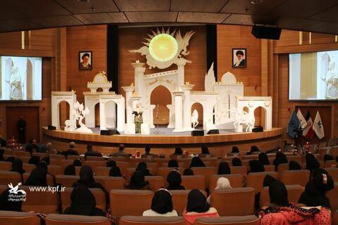 بیست و دومین جشنواره قصه گویی منطقه 4 در مشهد مقدس آغاز به کار کرد
