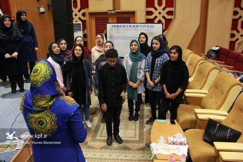 انجمن سرود مربیان و اعضای کانون استان تهران آغاز به کارکرد