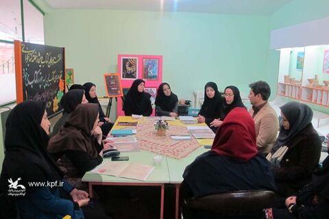 نشست حال خوش خواندن با همراهان کتاب در کرج